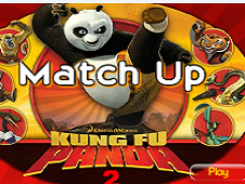 Kung Fu Panda 2 Match Up