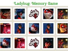 Ladybug Memory