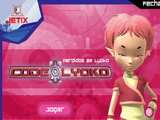 Lost in Lyoko