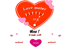 Love Meter 2018