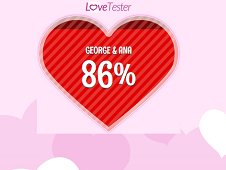 Online Games Love Tester