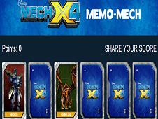 MECH-X4 Meemo MECH