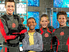 Lab Rats Jigsaw Puzzle