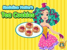 Madeline Hatter Tea Cookies