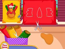 Make a Plush Turkey Toy