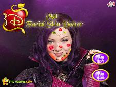 Descendants: Mal Facial Skin Doctor