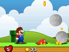 Mario in Avalanche