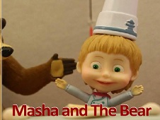 Masha and the Bear Cooking Time