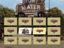 Maters Memory Game