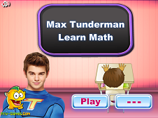 Max Thunderman Learn Math