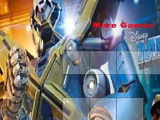 Mech X4 Maze