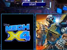 Mech X4 Memory Cards