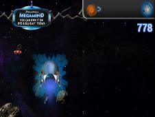 MegaMind Cosmic Colide