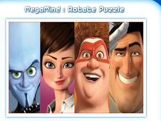 MegaMind Rotate Puzzle