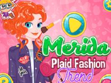 Merida Plaid Fashion Trend