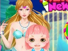 Mermaid New Baby 2