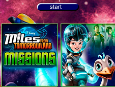 Miles from Tomorrowland Memory Cards