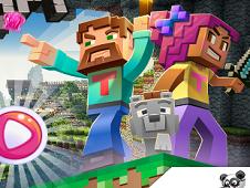 Minecraft Jelly Match