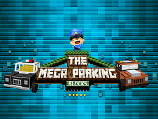Minecraft The Mega Parking Blocks