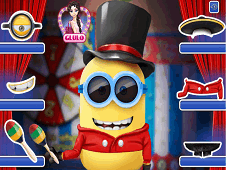 Minion Carnaval Dress Up