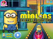 Minion Drinks Laboratory