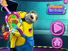 Minion Ear Doctor 2