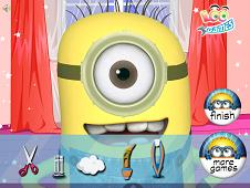 Minion Eye Problems