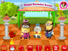 Minion Family Birthday Party