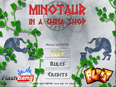 Minotaur in a China Shop