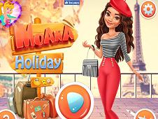 Moana Holiday
