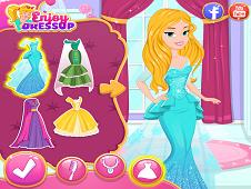 Modern Princess Prom Dress