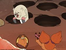 Molar Bear Scare