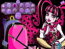 Monster High Backpack Design