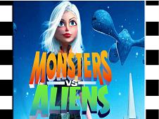 Monsters Vs Aliens Similarities