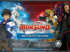 Monsuno Battle To The Core