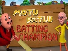 Motu Patlu Batting Champion