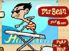 Mr Bean Spot 6 Diff