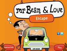 Mr Bean and Love Escape