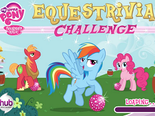 My Little Pony Equestrivia Challenge