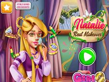 Natalie Real Makeover