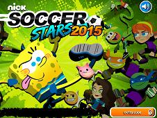Summer Sports Stars - Nickelodeon Games