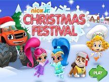Nick Jr Christmas Festival
