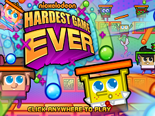 Nickelodeon Hardest Game Ever
