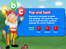 Noddy Pop And Spell
