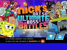 Not So Ultimate Boss Battles
