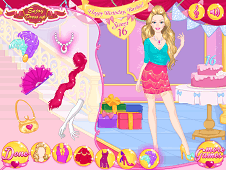 Now And Then Barbie Sweet Sixteen