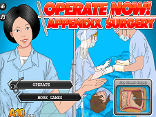 Operate Now Appendix Surgery