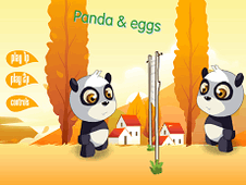 Panda And Eggs