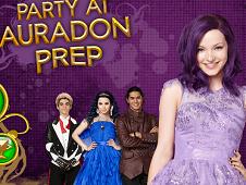 Party At Auradon Prep