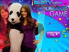 Party with Victorious Game